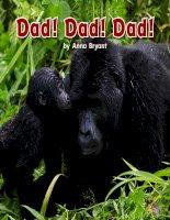 dad dad dad by anna bryant