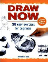 draw now easy exercises for beginners