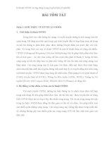 kĩ thuật ofdm và ứng dụng trong truyền hình số mặt đất dvb_t