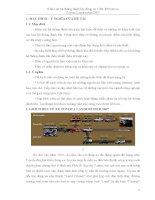 Đồ án Khảo sát hệ thống đánh lửa động cơ 1GR FE trên xe toyota landcruiser 2007 + Bản vẽ