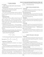 Lý thuyết và bài tập lượng tử ánh sáng có đáp án