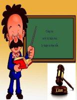 công tác xử lý kỷ luật cán bộ công chức lỹ luận và thực tiễn