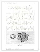 tính chất trao đổi ion, tính chất hấp phụ và tính chất xúc tác