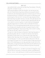 báo cáo thực tập tổng hơp tại NGÂN HÀNG THƯƠNG mại cổ PHẦN QUÂN đội – CHI NHÁNH từ LIÊM
