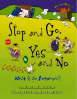 english for baby stop and go yes and no