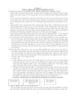 Bài giảng môn kiểm toán tài chính: Chương 6: Thực hiện kế hoạch kiểm toán