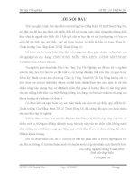 BÁO CÁO THỰC TẬP TỐT NGHIỆP CẦU ĐƯỜNG TÍNH TOÁN KIỂM TRA KHỐI LƯỢNG MỘT ĐOẠN TUYẾN CỦA CÔNG TRÌNH