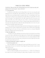 khảo sát nhu cầu về mặt tinh thần của trẻ mồ côi tại trung tâm nuôi dưỡng trẻ mồ côi st.joseph – giáo xứ hà nội