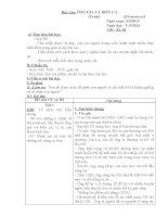 Giáo án Ngữ văn 12 tuàn 29