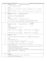 Chuyên đề ôn tập học sinh giỏi toán 8