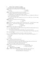Đề thi học sinh gỏi ngữ văn lớp 8