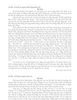 Bài văn hay tả người thân