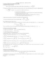 toàn bộ lý thuyết và bài tập tổng hợp vật lý 11