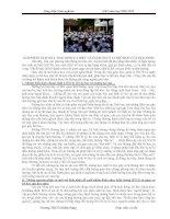 SÁNG KIẾN KINH NGHIỆM GÓP PHẦN GIÁO DỤC HỌC SINH CÁ BIỆT VÀ GIẢM NGUY CƠ BỎ HỌC CỦA HỌC SINH