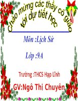 Thao giang huyen bai 27 Cuoc khang chien chong Phap