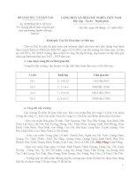 """Công văn số 8328/BGDĐT- GDTrH của Bộ Giáo dục và Đào tạo, kỳ thi Cấp Tỉnh/Thành phố """"Cuộc thi giải toán qua Internet Violympic"""
