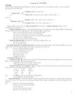 Tài liệu anh văn grammar exercise