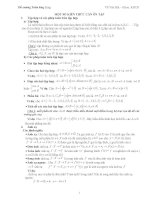 bài giảng toán ứng dụng dành cho SV các trường cao đẳng
