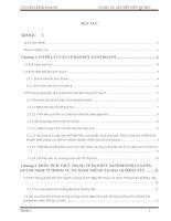 Tiểu luận môn Văn hóa kinh doanh PHÂN TÍCH THỰC TRẠNG VỀ ĐẠO ĐỨC KINH DOANH CỦA ÔNG HUỲNH NGỌC SĨ TRONG VỤ ÁN THAM NHŨNG TẠI ĐẠI LỘ ĐÔNGTÂY