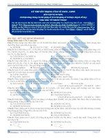 KG Bài tập lý thuyết trọng tâm về Este và Lipit 12 ( đáp án ở trên nhé)