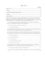 Báo cáo thực tập tổng hợp tại công ty CP đầu tư và thương mại Dầu khí Nghệ An
