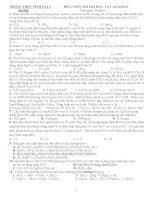 ĐỀ THI THỬ ĐHSP HÀ NỘI-có lời giải chi tiết