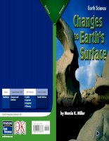 earth science changes to earth''s surface