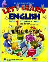 let''''s learn, unit 11, B
