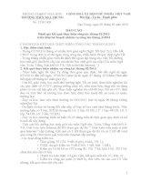 Sơ kết tháng 2; kế hoạch tháng 3-2013