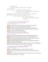 các dạng và cách làm toán chuyển động lớp 8