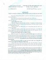 Kế hoạch thanh tra coi thi-chấm thi HK II 12-13