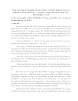 TÍCH HỢP NỘI DUNG GIÁO DỤC ỨNG PHÓ VỚI BIẾN ĐỔI KHÍ HẬU VÀ PHÒNG, CHỐNG THIÊN TAI TRONG DẠY HỌC MÔN SINH HỌC CẤP TRUNG HỌC CƠ SỞ