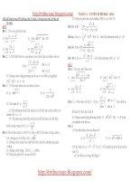Tuyển tập 35 đề thi học kỳ 2 lớp 11 năm học 2012 - 2013