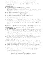 Đề thi thử lần 1( chuyên LQĐ) khối A_B
