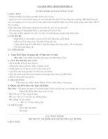 Các bài thực hành trong sinh học 8