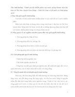 Bài dự thi liên môn: Đánh giá độ nhiễm phèn của nước giếng khoan trên địa bàn xã Thi Sơn huyện Kim Bảng – Tỉnh Hà Nam và đề xuất các biện pháp xử lí