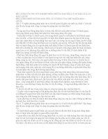 ĐỀ CƯƠNG ÔN THI TỐT NGHIỆP MÔN NHỮNG NGUYÊN LÝ CƠ BẢN CỦA CHỦ NGHĨA MAC LENIN