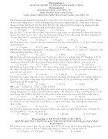 các phương pháp giải bài tập hóa lớp 9