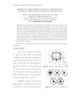 NGHIÊN CỨU PHÁT TRIỂN KỸ THUẬT CT THẾ HỆ THỨ IV