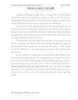 SKKN Phương pháp giải bài tập điện phân
