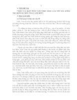 SKKN MỘT VÀI BIỆN PHÁP GIÚP HỌC SINH LÀM TỐT BÀI KIỂM TRA ĐỊNH KÌ MÔN TOÁN LỚP BỐN