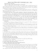 TONG KET PHAT THUONG 12-13