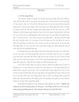 Nghiên cứu năng lực trí tuệ, thời gian phản xạ cảm giác – vận động, trí nhớ và chú ý của học sinh trường phổ thông dân tộc nội trú huyện Thanh Sơn, tỉnh Phú Thọ