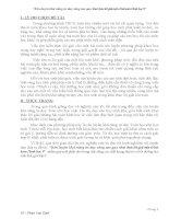 RÈN LUYỆ N KHẢ NĂNG TƯ DUY SÁNG TẠO QUA KHAI THÁC LỜI GIẢI MỘT SỐ BÀI TOÁN HÌNH HỌC 9
