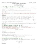 [PDF] Lý thuyết hàm biến phức