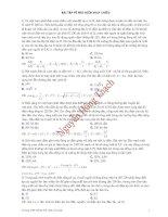 Các dạng toán về máy điện xoay chiều Vật lí 12 NC
