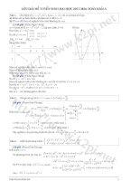 giải chi tiết đề toán k1-2013-math