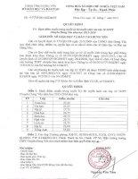 điểm chuẩn vào lớp 10 THPT chuyên Hưng Yên 2013 - 2014