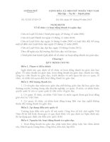 42/2013/NĐ-CP NGHỊ ĐỊNH Về tổ chức và hoạt động thanh tra giáo dục