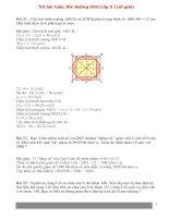 50 bài toán bồi dưỡng học sinh giỏi lớp 5 (có lời giải)